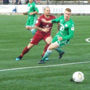 Match Report - Llandudno