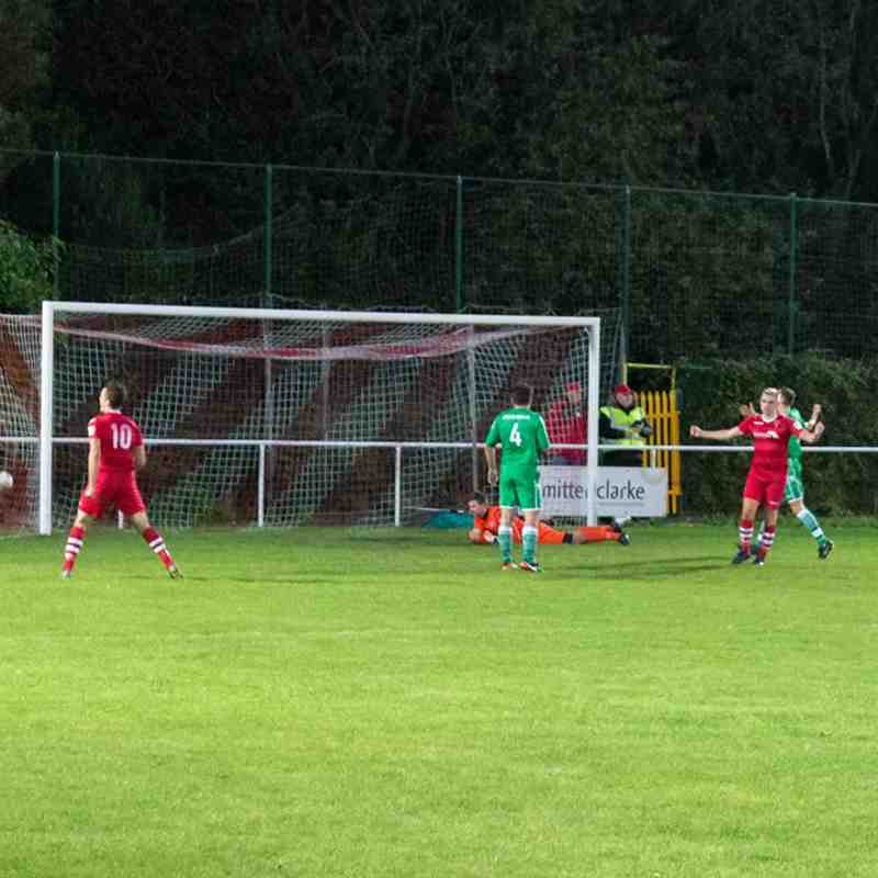 Buckley Town v Corwen.  04/09/2019
