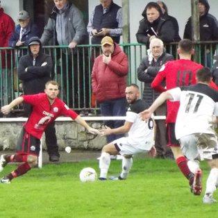 Match Report -  Colwyn Bay