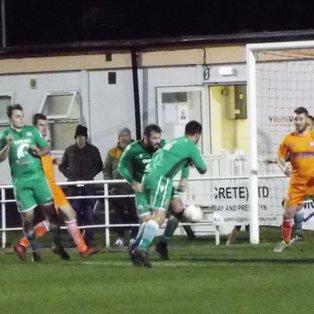 Match Report -  Conwy Borough