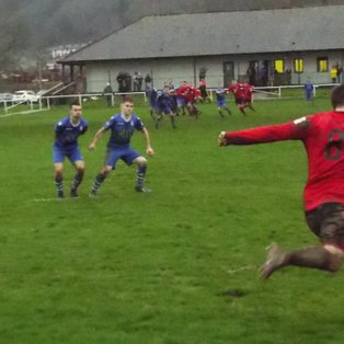 Match Report -  Llangefni Town
