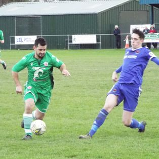 Match Report -  Ruthin Town