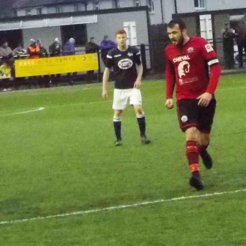 Corwen v Llanfair United - 01/01/2020