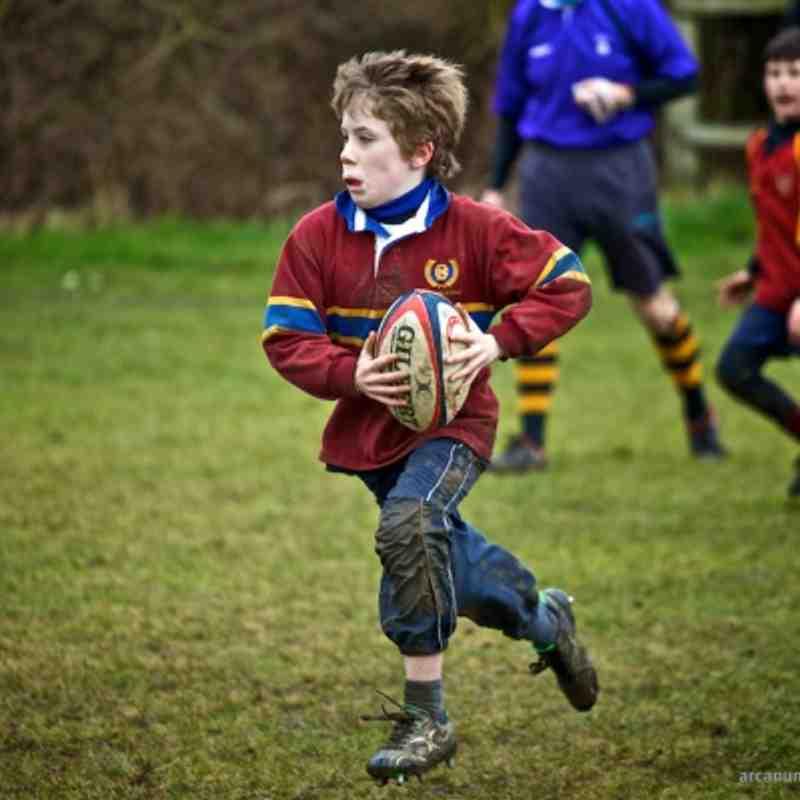 Bournville Juniors Under10s Leeds Tour 2013