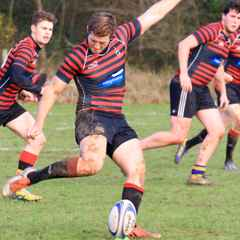 1st XV v Old Amplefordians - 16th January 2016