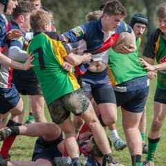 Game of 2 halves see Cranleigh emerge victorious