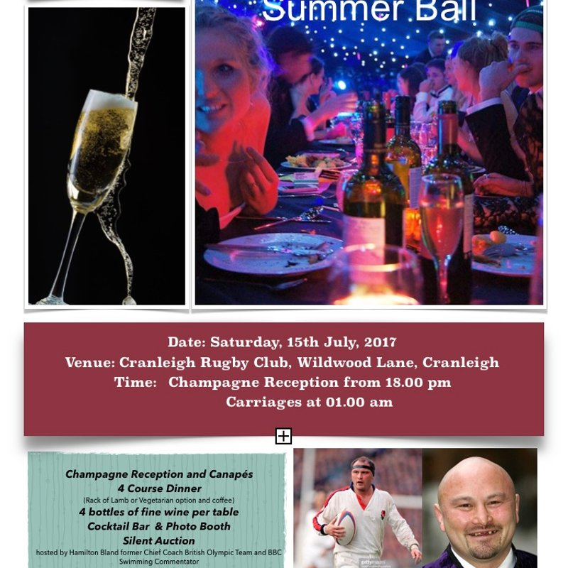 50th Summer Ball