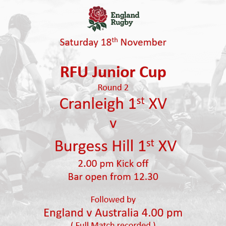 It's Cup Fever at Wildwood Lane this Saturday
