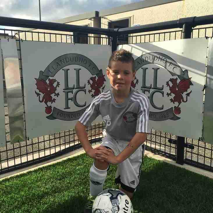 Llandudno Academy Player Signs For Everton