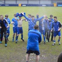 U13's Challenge Cup Final 2015