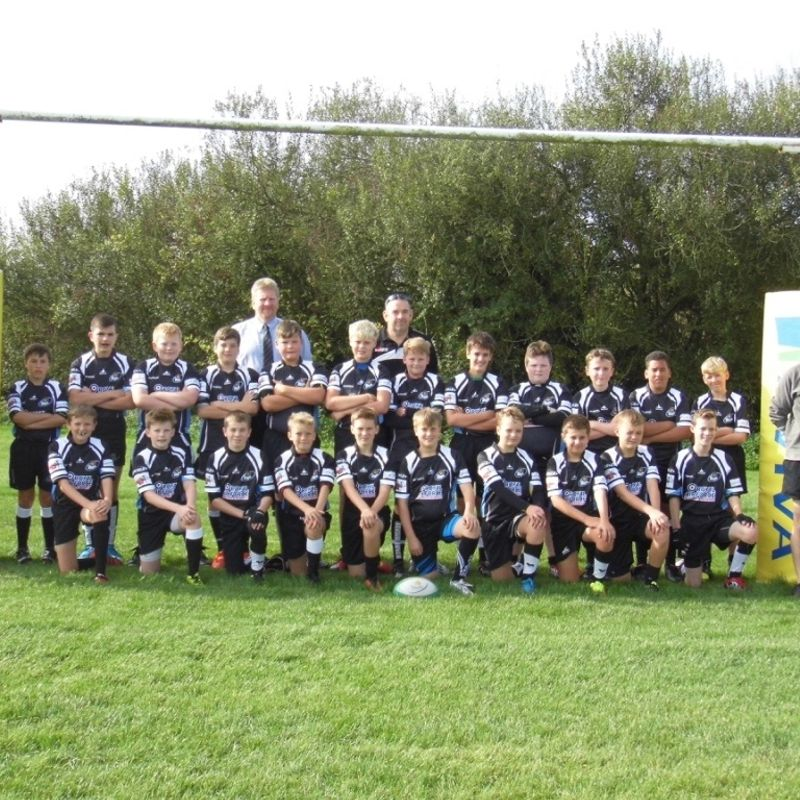 Tavistock 0 - 0 Exeter Youth Rugby