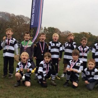 Silverware for the cabinet from Farnham U7s