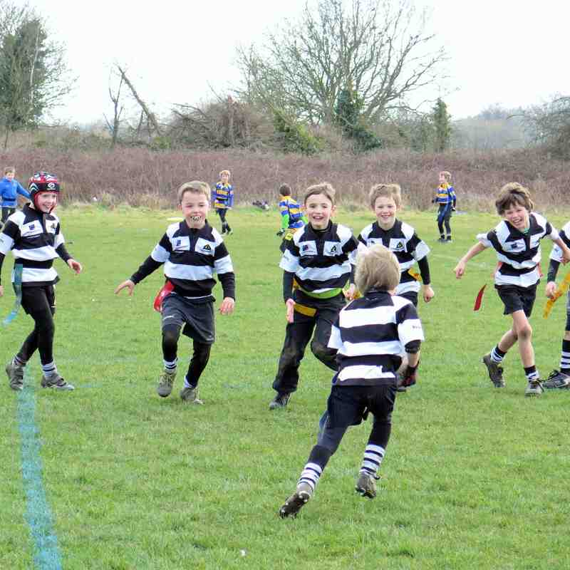 U8s Esher Festival - Sunday 8th March 2015
