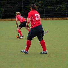 LCHC Ladies 3s vs Longridge Ladies 3s - 24.10.15