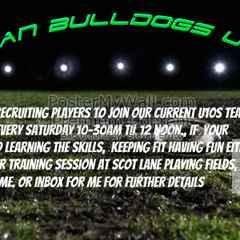 bulldogs u10s recruitment drive