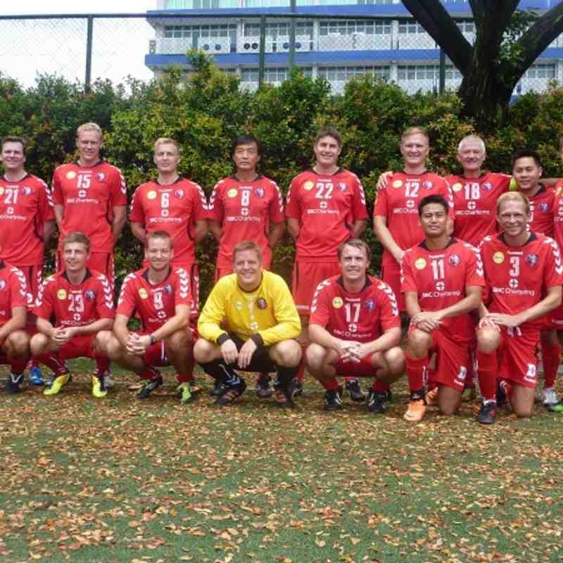 Singapore Vikings 2013/2014 Season