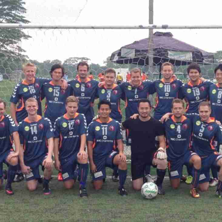 Coach Tommie - Cosmoleague 2013/2014 Season Review