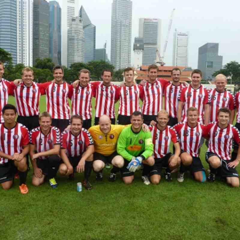 Singapore Vikings 2012/2013 Season