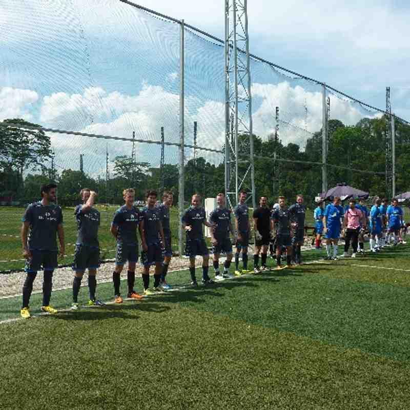 Cosmo Vikings vs. Latini FC (10 May 2014)