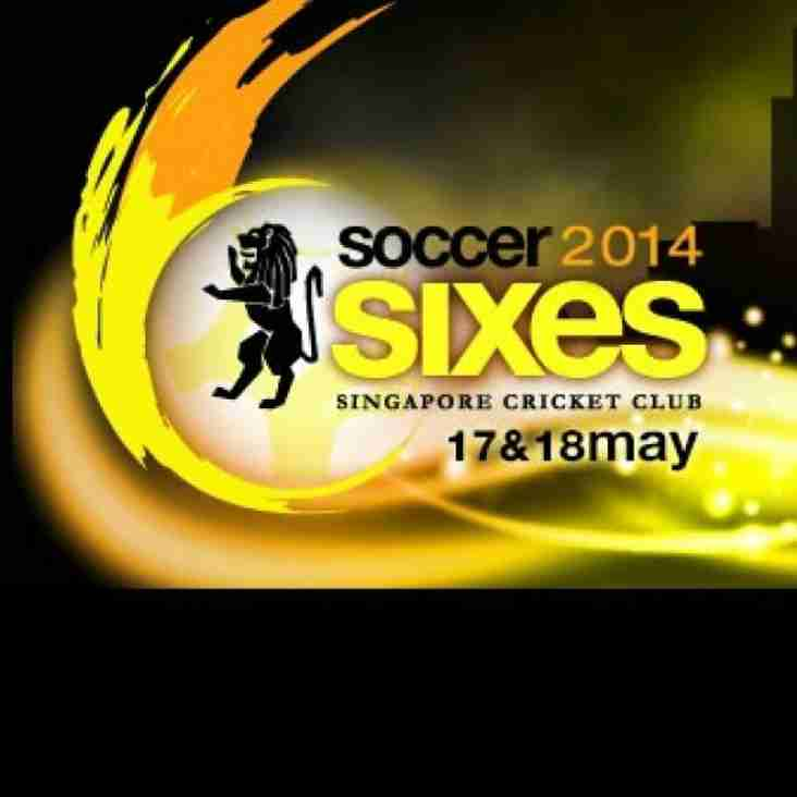 Day 1 roundup @ SCC Soccer Sixes