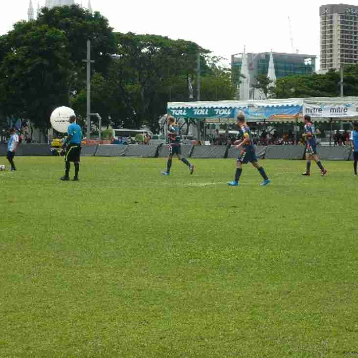 Day 2 roundup @ SCC Soccer Sixess 2014