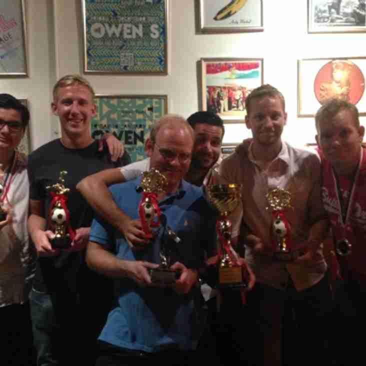 Vikings 2013/2014 End Of Season awards