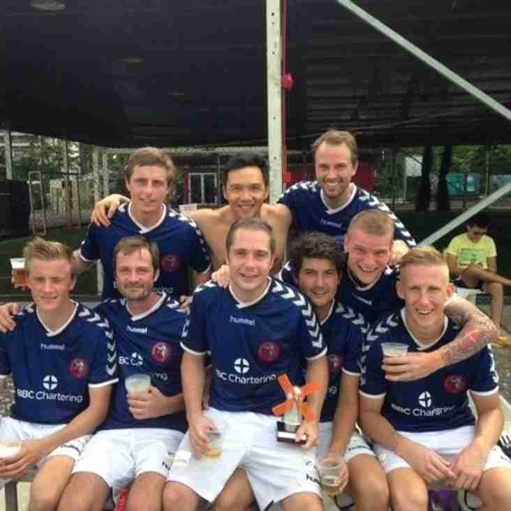 Singapore Vikings wins Windmill Cup 2014