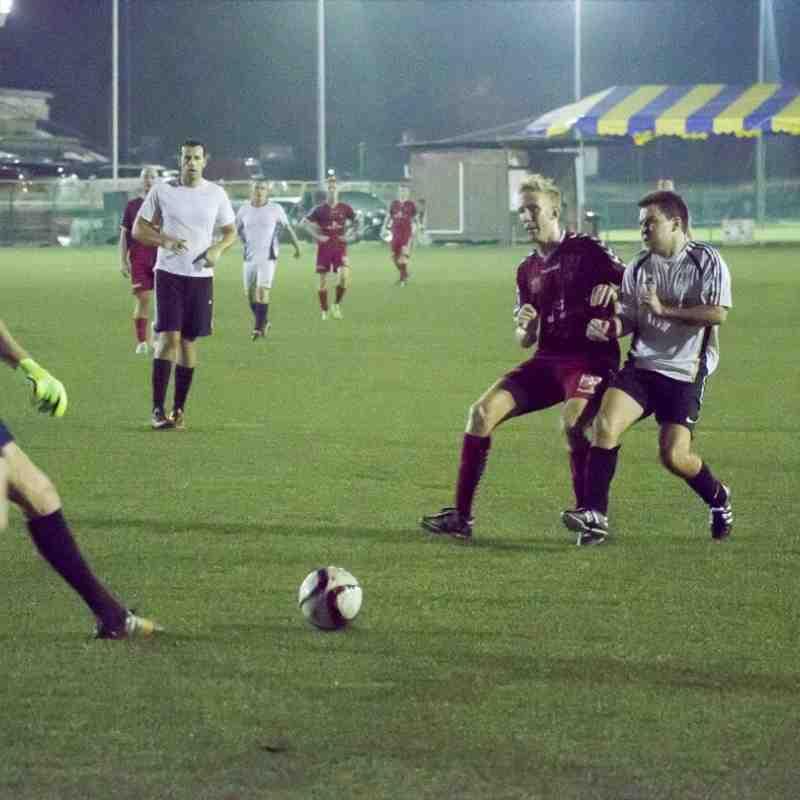 Sunday Vikings - Matador FC (Playoff match 2 July 2015)