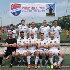 Singapore Vikings Team Photos 2016