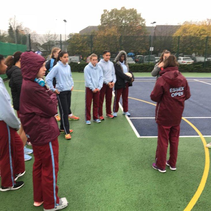 Brilliant morning for Essex U16<