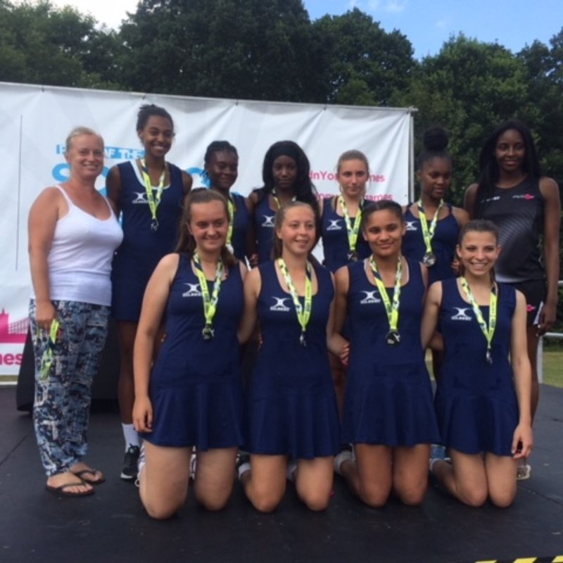 Redbridge Under 19s win Silver!