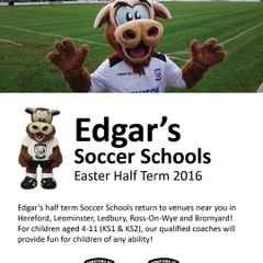 Soccer School Friday 8th April