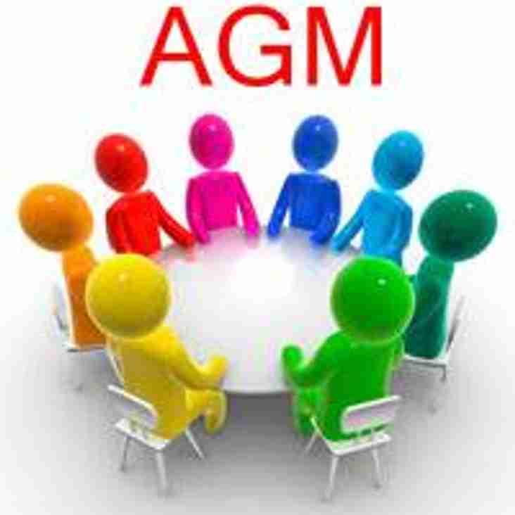 2018 Club AGM