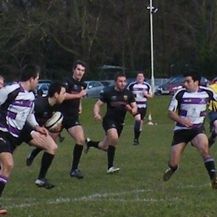 Colchester cut loose against Woodford