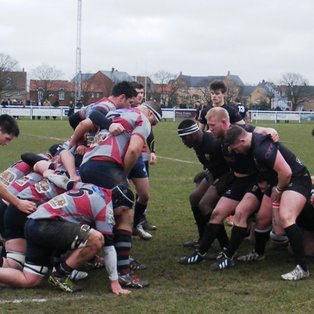 Colchester defeat Barking 38 nil - report by Gary Griffiths
