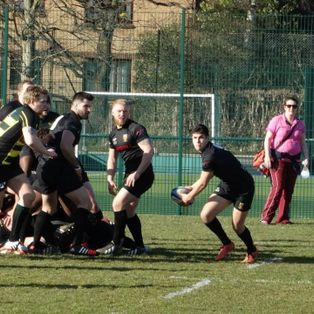 Old Priorians 20 - Colchester 64 report by Steve Whiteman