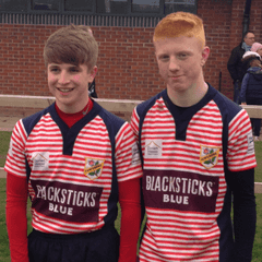 Staffs U17s v Lancashire U17s  2pm Sunday 1st May
