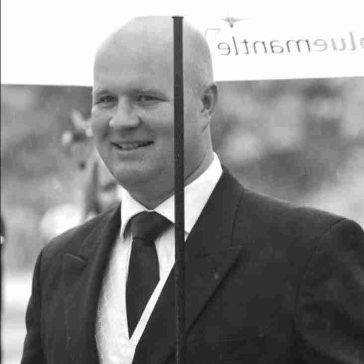 Nick Evans funeral