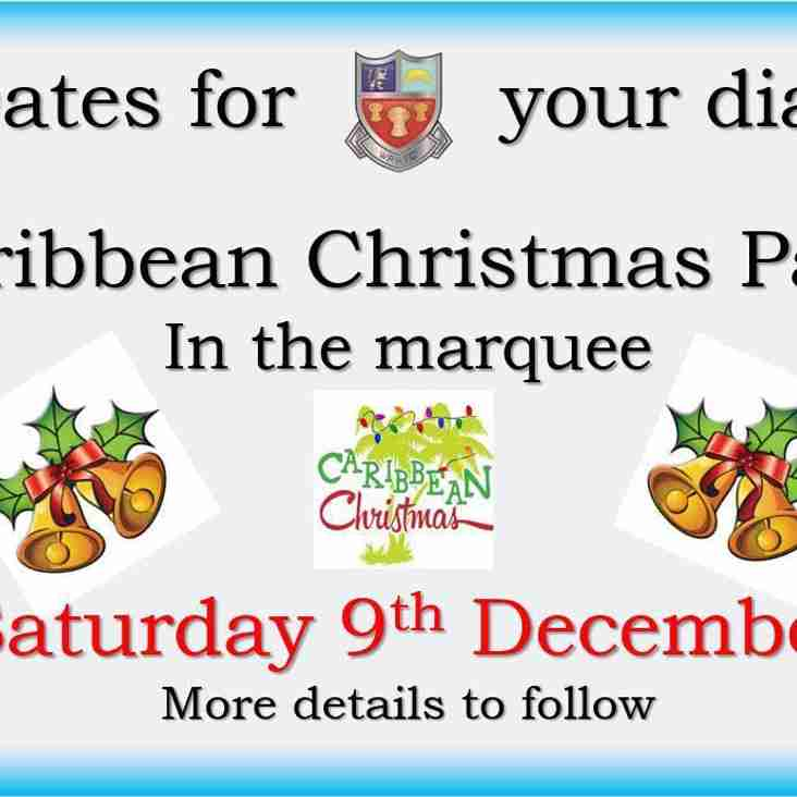 WPRFC Christmas Party