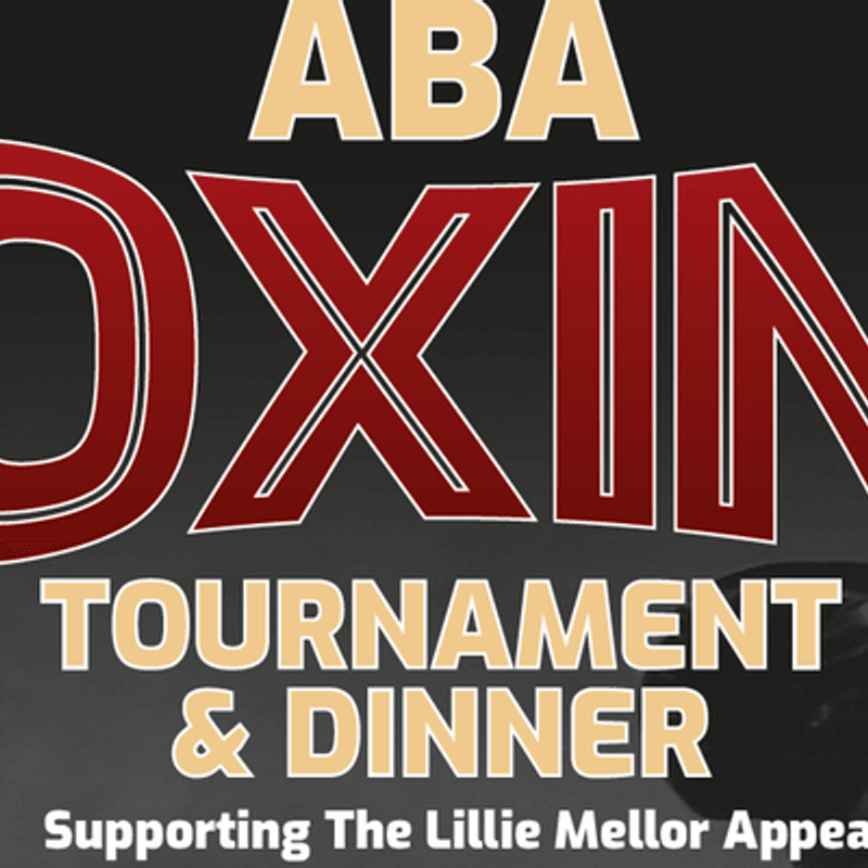 Charity Boxing tournament & Dinner