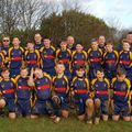 U14 beat Winchester RFC 15 - 7