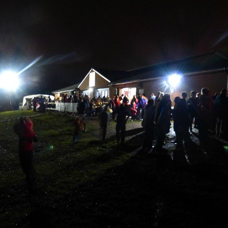 Community Bonfire and Fireworks Display 2018