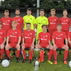 Binfield Allied Youth Team Photos 2017