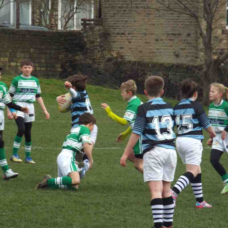 under 11's V Dewsbury celtic 2015