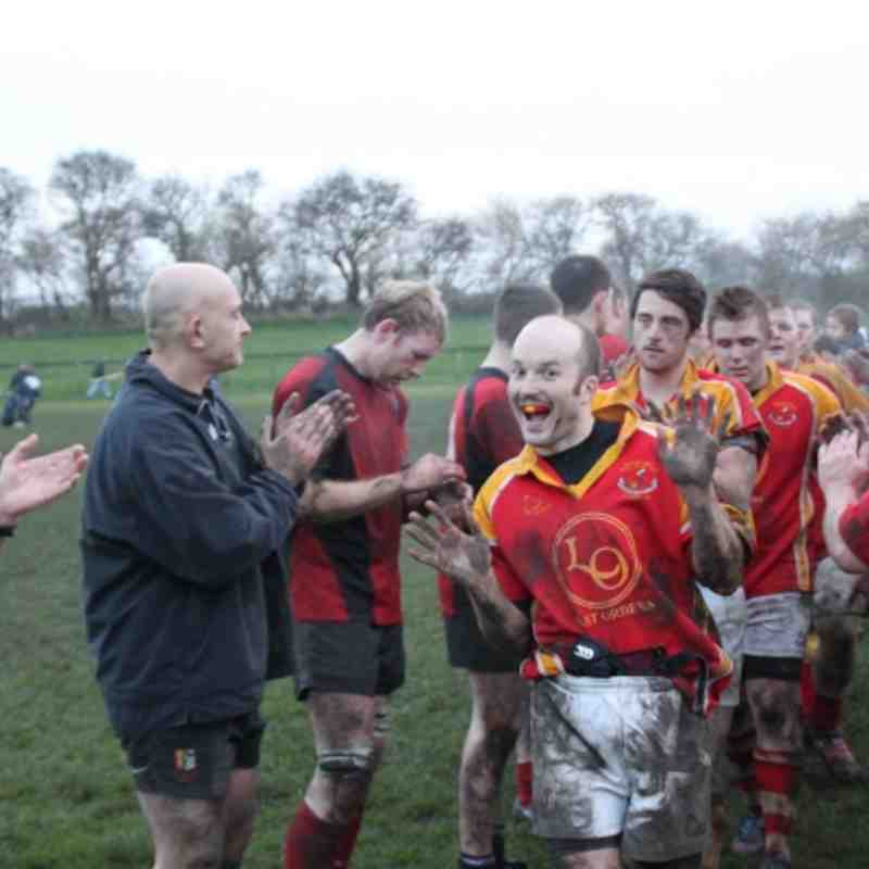 Vikings vs Blaydon Bricks 24/11/2012