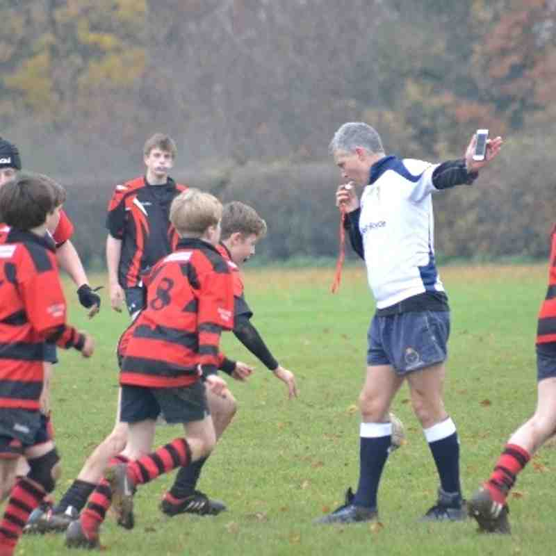 Sherborne Vs Castle Cary