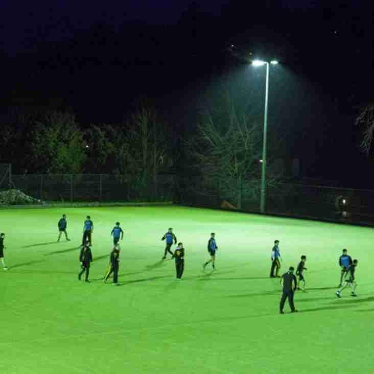 New date - winter midweek training at Highdown School for U9+