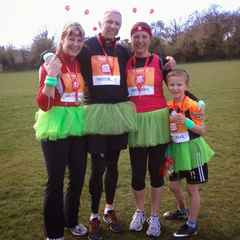 Sign up to the Caversham AFC Sport Relief Mile today!