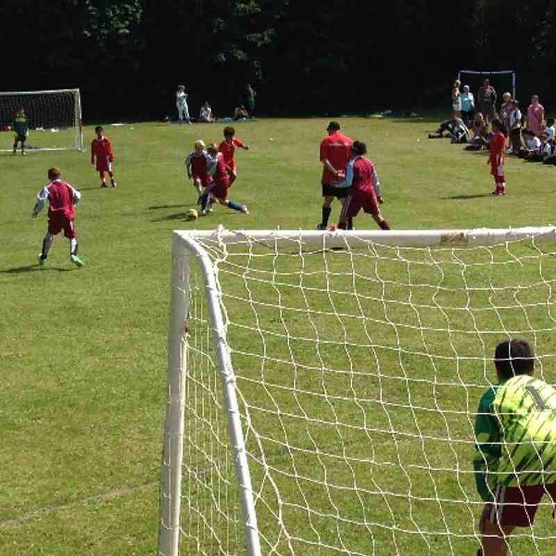 2014 CAFC Primary Schools Tournament