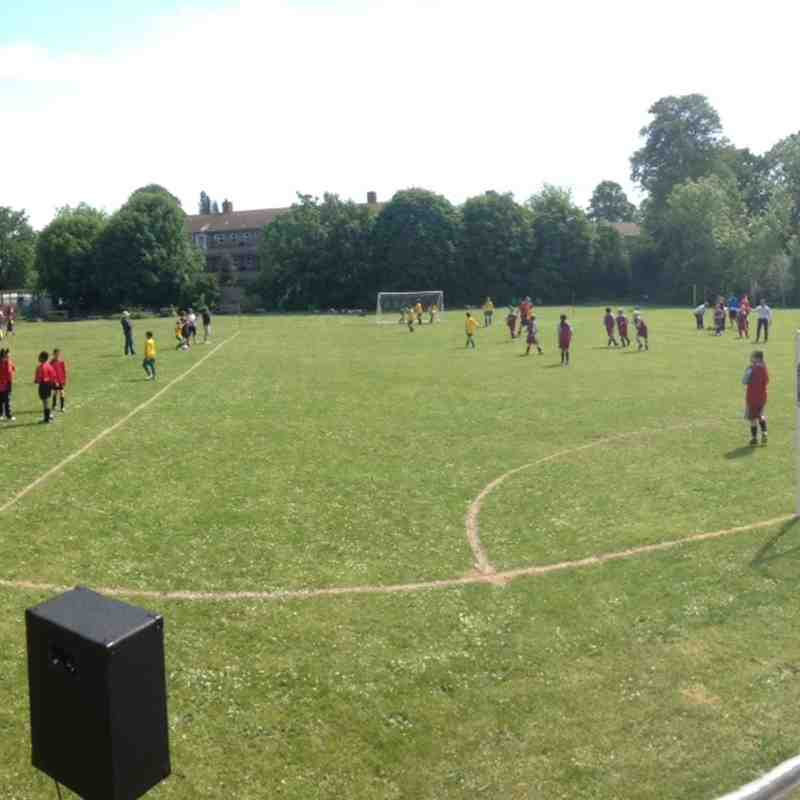 2015 CAFC Primary Schools Tournament